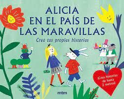 ALICIA EN EL PAÍS DE LAS MARAVILLAS. CAJA