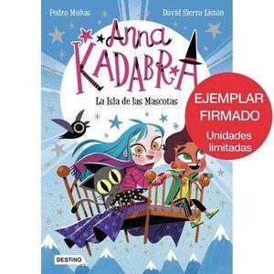 ANNA KADABRA 1. FIRMADO