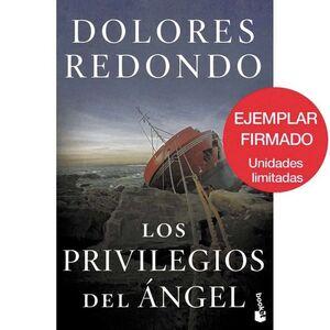 EJ. FIRMADO LOS PRIVILEGIOS DEL  ANGEL