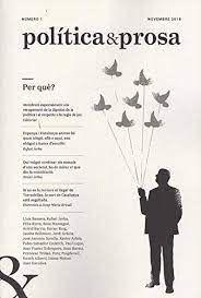 POLÍTICA & PROSA Nº 14 DESEMBRE 2019