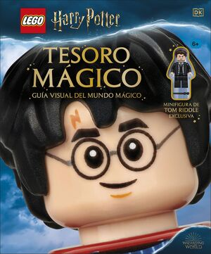 LEGO HARRY POTTER TESORO MÁGICO