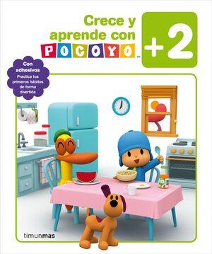CRECE Y APRENDE CON POCOYÓ +2