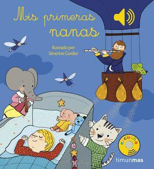 MIS PRIMERAS NANAS. LIBRO MUSICAL