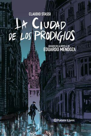 LA CIUDAD DE LOS PRODIGIOS (COMIC)