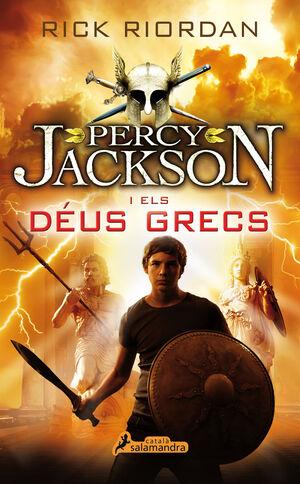PERCY JACKSON I ELS DEUS GRECS (SCATALÁ)