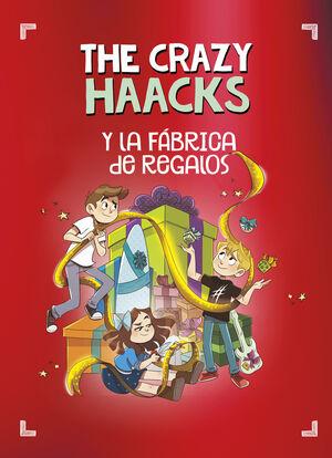 THE CRAZY HAACKS 9 Y LA FABRICA DE REGAL