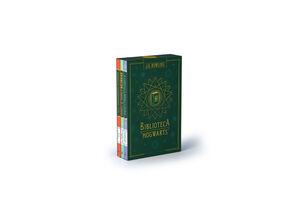 BIBLIOTECA HOGWARTS (EDICIÓN PACK)