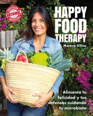 HAPPY FOOD THERAPHY. MAREVA GUILLIOZ