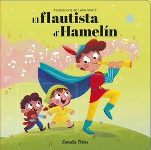 EL FLAUTISTA D'HAMELÍN. CONTE AMB MECANISMES