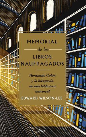 MEMORIAL DE LOS LIBROS NAUFRAGADOS