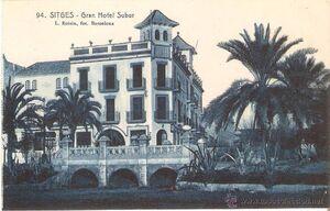 HOTEL SUBUR 1916-2016
