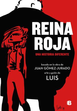 REINA ROJA. H. DIFERENTE (NOVELA GRAFICA