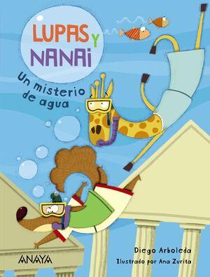 LUPAS Y NANAI. AGUA