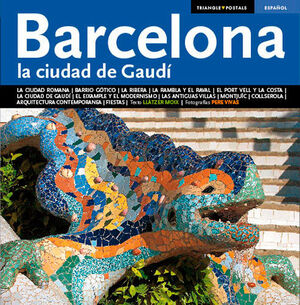 BARCELONA (ESP) SERIE 4, LA CIUDAD DE GAUDI