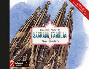 DRAWING AROUND SAGRADA FAMÍLIA