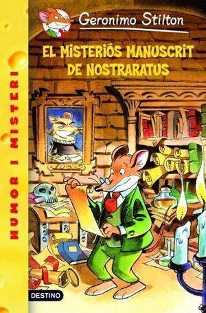 3- EL MISTERIÓS MANUSCRIT DE NOSTRARATUS