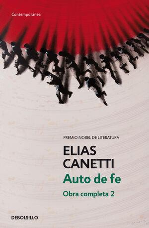 AUTO DE FE (OBRA COMPLETA CANETTI 2)