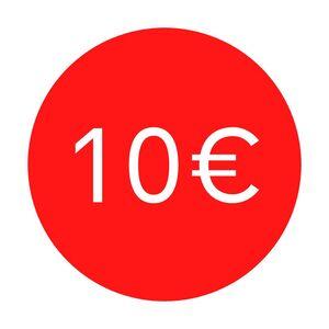 CHEQUE REGALO 10€